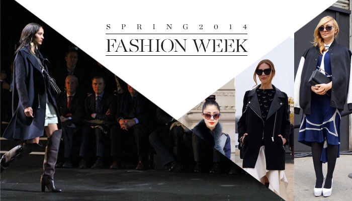 fashion week spring 2014