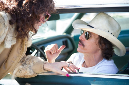 Matthew McConaughey in filmul Dallas Buyers Club